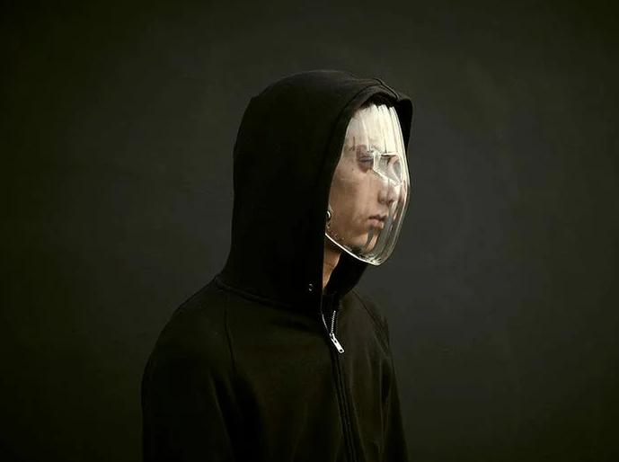 Маска для защиты от распознавания лиц, HKU Design/Jip van Leeuwenstein