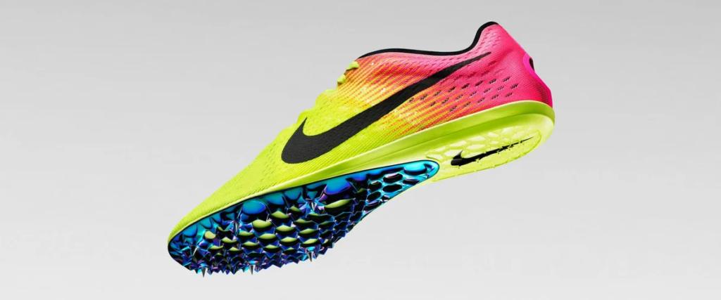 Кроссовки Nike, разработанные с помощью машинного обучения
