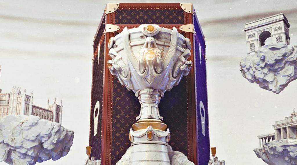 Коллекция Louis Vuitton для League of Legends