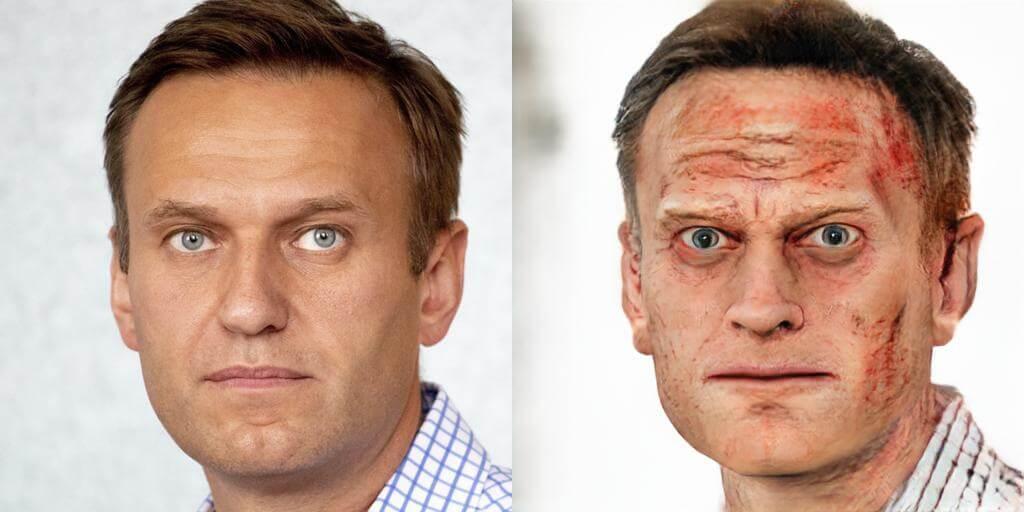 Навальный зомби